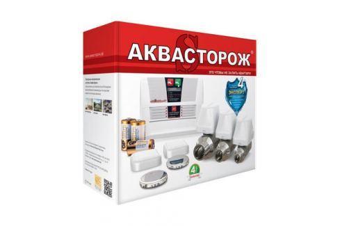 Аквасторож Комплект Аквасторож «Эксперт 2*15» защита от протечек воды