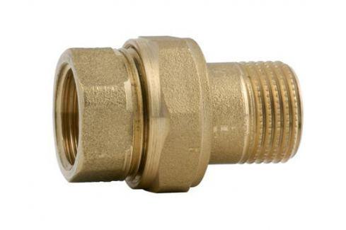 Itap 151 1 1/2 Соединитель прямой латунный «американка» для стальных труб