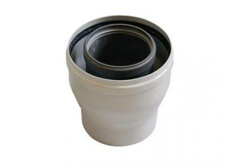 Baxi Переходник диам. 80 мм из нержавеющей стали