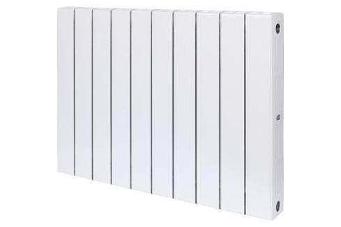Rifar SupreMO 500 10 секций радиатор биметаллический боковое подключение (белый Ral 9016) биметаллические монолитные