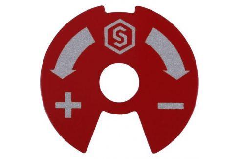 Stout Синий-красный диск для распределительных коллекторов комплектующие для коллекторов