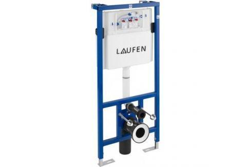 Инсталлиционная система с бачком для подвесного унитаза, система двойного смывания 6/3 л, регулируемая до 4,5/3 л инсталляции