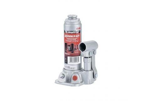 Домкрат MATRIX 50715 2т гидравлический бутылочный 181345мм Домкраты