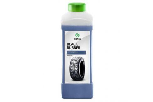 Полироль GRASS для шин Black rubber 1л 121100 Автохимия