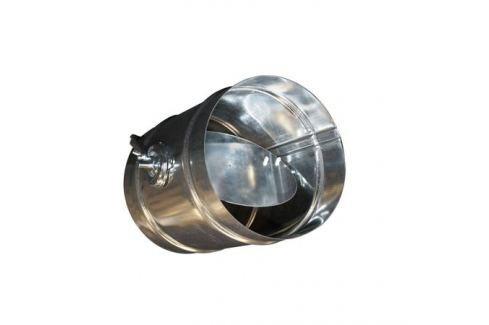 Воздушный клапан АЭРОБЛОК DCr 125 д кр.в. с ручной регулировкой Трубы и комплектующие к дымоходам