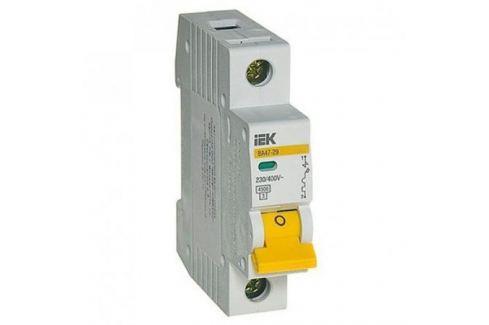 Автоматический выключатель IEK BA 4729 20А 1П Автоматические выключатели