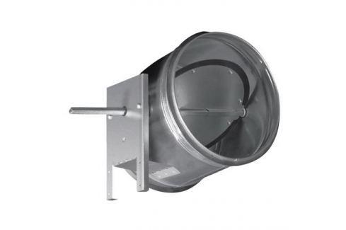 Воздушный клапан SHUFT DCGAr 125 д кр.в. под электропривод Трубы и комплектующие к дымоходам