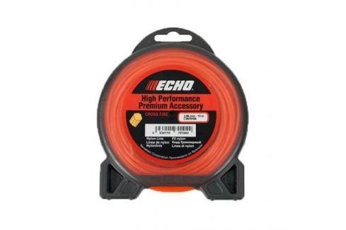 Леска ECHO 2.0*15м.(крест) С2070104 Для триммеров