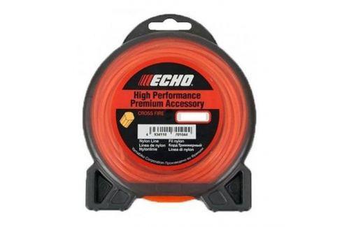 Леска ECHO 3.0*15м.(крест) C2070106 Для триммеров