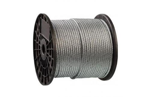 Трос D 2мм стальной оцинк. (430411002) цена за 1м Тросы