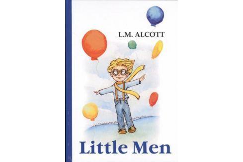 Alcott L.M. Little Men. Книга на английском языке Классическая проза
