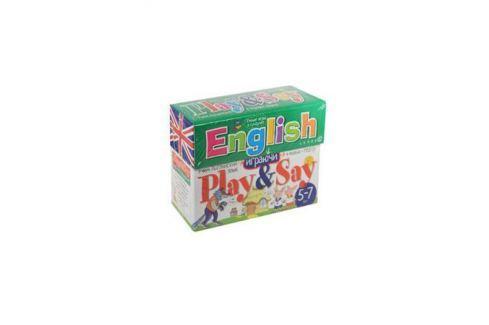 Английский язык: играй и говори. Уровень 1 = English: Play and Say. Level 1 (+CD) Обучение иностранным языкам