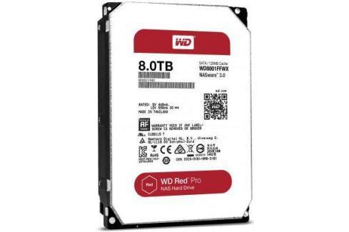 """Жесткий диск 3.5"""" 8 Tb 7200rpm 128Mb cache Western Digital Red Pro SATAIII WD8001FFWX Жесткие диски для компьютера"""