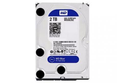 """Жесткий диск 3.5"""" 2 Tb 5400rpm 64Mb cache Western Digital Blue SATAIII WD20EZRZ Жесткие диски для компьютера"""