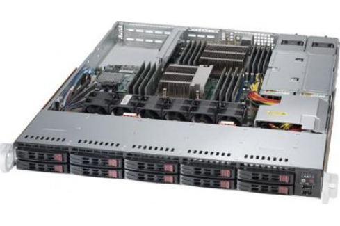 Серверная платформа SuperMicro SYS-1028R-WTRT Серверы