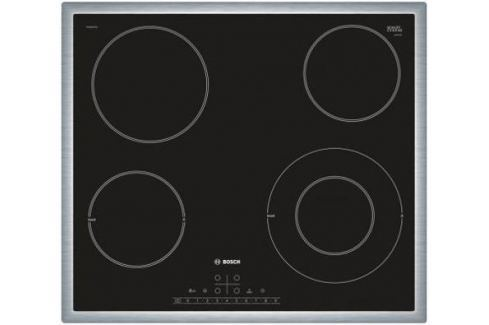 Варочная панель электрическая Bosch PKF645FP1 черный Варочные панели