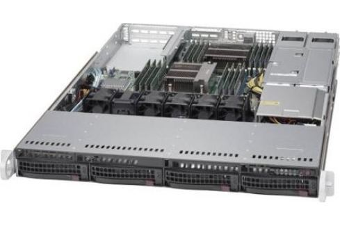 Сервер SuperMicro SYS-6018R-WTRT Серверы