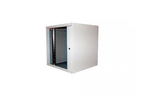 """Шкаф настенный 19"""" 12U Estap ECOline ECO12U450GF1 600x450mm серый Серверные шкафы"""
