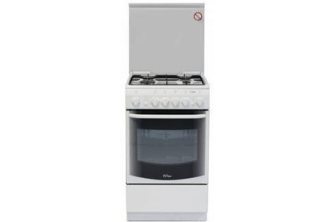 Газовая плита De Luxe 5040.33г кр белый Газовые плиты