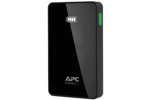 Портативное зарядное устройство APC Mobile Power Pack 5000mAh Li-polymer EMEA/CIS/MEA черный M5BK-EC Внешние аккумуляторы для сотовых телефонов и планшетов