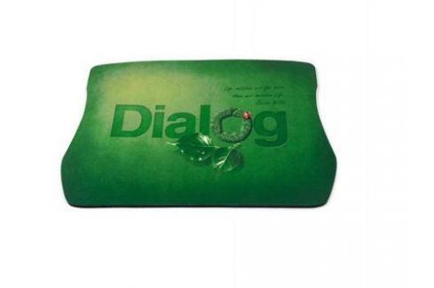 Коврик для мыши Dialog PM-H20 зеленый с рисунком Коврики для мыши