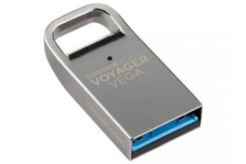 Флешка USB 64Gb Corsair Voyager Vega CMFVV3-64GB серебристый USB флешки