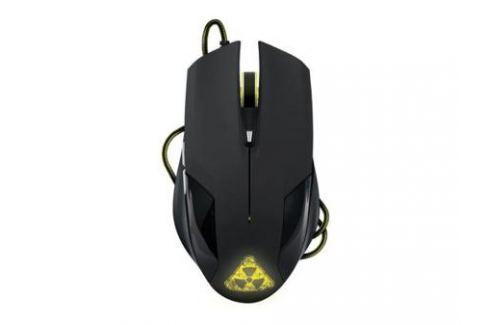 Мышь проводная Oklick 765G чёрный рисунок USB 945841 Мыши