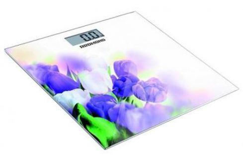 Весы напольные Redmond RS-733 белый рисунок Напольные весы