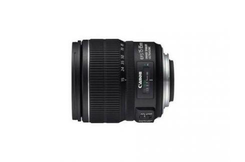 Объектив Canon EF-S 15-85mm F/3.5-5.6 IS USM (3560B005) Объективы