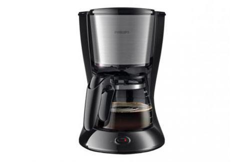 Кофеварка Philips HD 7457/20 капельная 1000Вт 1.2л черный Кофеварки