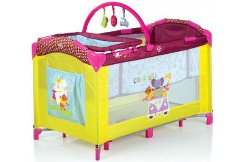 Манеж-кровать Babies (цвет P-695I) Детские манежи
