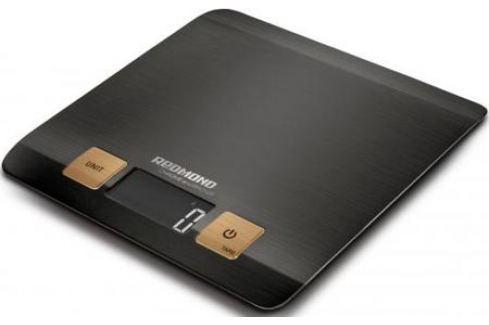 Весы кухонные Redmond RS-CBM727 чёрный Кухонные весы