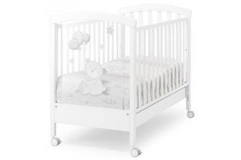 Кроватка -качалка Erbesi Toby (белый) Кроватки-качалки