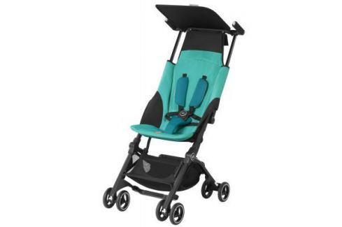 Прогулочная коляска GB Pockit (capri blue) Прогулочные коляски