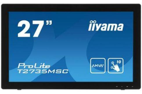 "Монитор 27"" iiYama Pro Lite T2735MSC-B2 Мониторы"
