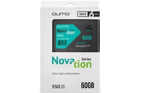 """Твердотельный накопитель SSD 2.5"""" 60GB QUMO QMM-60GSN SATAIII OEM SSD диски"""
