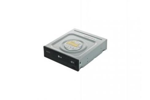 Привод для ПК DVD±RW LG GH24NSC/GH24NSD SATA черный OEM Оптические накопители для ПК