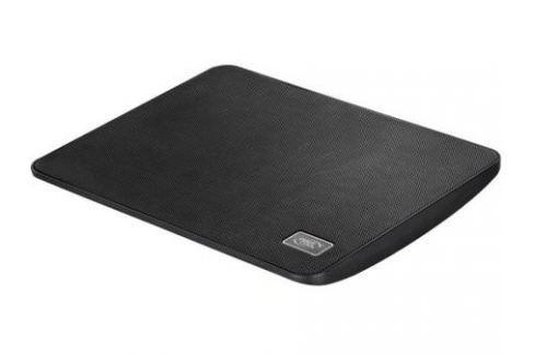 """Подставка для ноутбука 15.6"""" Deepcool WIND PAL MINI 340х250х25mm 1xUSB 575g 21.6dB черный Подставки для ноутбуков"""
