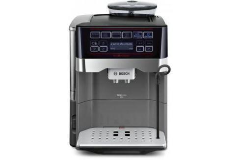 Кофемашина Bosch TES60523RW серебристый Кофеварки
