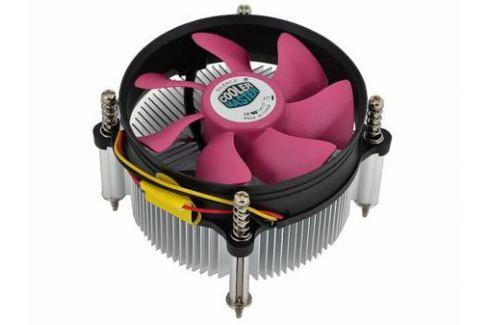 Кулер для процессора Cooler Master PSU A116 DP6-9GDSC-0L-GP Socket 775/1156/1155 Охлаждение для процессоров