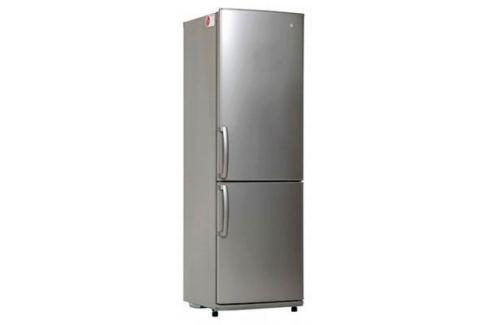Холодильник LG GA-B409UMDA серебристый Холодильники