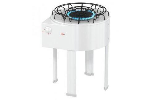 Газовая плита Flama DVG 4101 W белый Газовые плиты