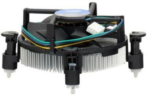 Кулер для процессора INTEL Original AlCu Socket 1156/1155/1150 Охлаждение для процессоров