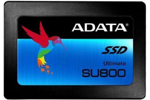 """Твердотельный накопитель SSD 2.5"""" 256GB A-Data SU800 Read 560Mb/s Write 520Mb/s SATAIII ASU800SS-256GT-C SSD диски"""