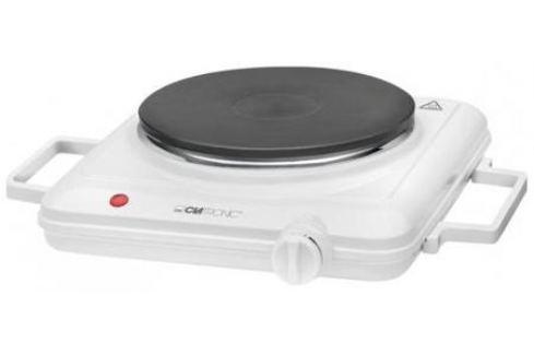 Электроплитка Clatronic EKP 3582 белый Варочные плитки