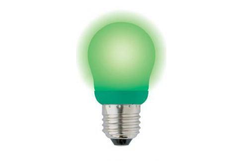 Лампа энергосберегающая шар Uniel 03039 E27 9W ESL-G45-9/GREEN/E27 Энергосберегающие лампы