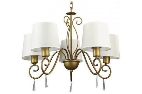 Подвесная люстра Arte Lamp Carolina A9239LM-5BR Люстры подвесные