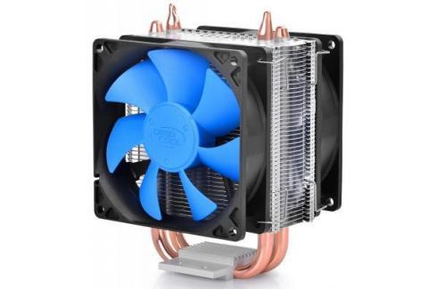 Кулер для процессора Deep Cool ICE BLADE 200M Socket 2011/1150/1155/1156/1366/775/FM2/FM1/AM3+/AM3/AM2+ Retail Охлаждение для процессоров