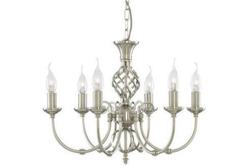 Подвесная люстра Arte Lamp Zanzibar A8392LM-6SS Люстры подвесные