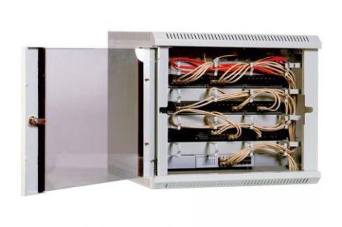 Шкаф телекоммуникационный настенный 9U ЦМО ШРН-9.480 600x480mm Серверные шкафы